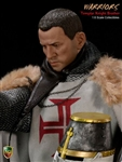 Crusader Knight Templar Brother - ACI 1/6 Figure