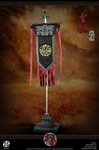 Banner for Cao Cao - Three Kingdoms - 303 Toys