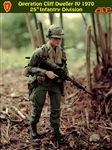 25th Infantry Division, Operation Cliff Dweller IV - ACE Toys 1/6 Scale