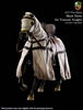 Black Horse for Teutonic Knight - ACI Toys 1/6 Scale