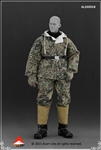 SS and Wehrmacht (Pea Dot) Snow Reversible Cotton Padded Jacket Set - Alert Line