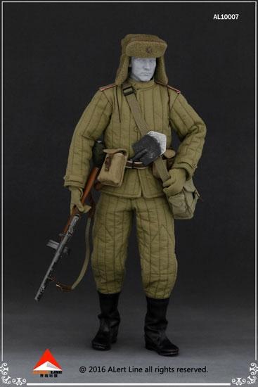 Soviet Winter Uniform 36