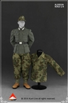 Wehrmacht Camouflage Uniform Set A - Alert Line 1/6 Scale Accessory Set