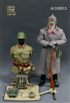 Red Army Soviet Infantry Set - Alert Line 1/6 Scale Accessory Set