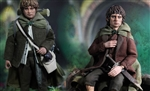 Frodo and Sam - The Hobbit - Asmus One Sixth Figure Set