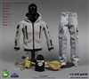 1/6 Scale GHOST TAD Fleece Jackets Set