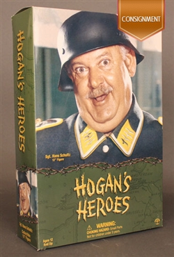 Dings And Dents >> Sideshow Hogans Heroes Sgt Schultz