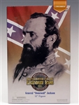 Stonewall Jackson - Sideshow Brotherhood of Arms 1/6 Scale Figure - CONSIGNMENT