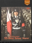 Jakob Grimminger - WWII German SS Banner Bearer - DID/3R 1/6 Scale Figure- CONSIGNMENT
