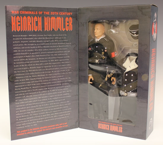1/6 Scale Heinrich Himmler By In The Past Toys
