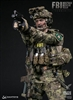 FBI HRT Agent (Hostage Rescue Team) - DAM 1/6 Scale Figure