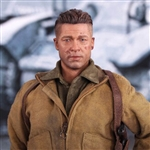 "SSGT Donald SPECIAL VERSION - 2nd Armored Division ""Hell on Wheels"" - DID 1/6 Scale Figure"