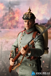 Max Müller German Infantry WWI Figure