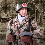 Peter - Waffen SS Medic Operation - DID 3R 1/6 Scale Figure - D80100