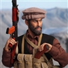 Afghan Civilian Fighter - Soviet-Afghan War - DID 1/6 Scale Figure