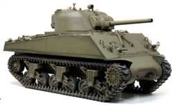 M4A3 75(W) Sherman Tank Dragon Models 1/6 Vehicle