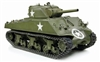 Dragon 1-6 Sherman Tank Howitzer Model Kit 75046