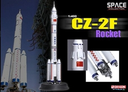1/400 CZ-2F Rocket, Chang Zheng2F Chinese Rocket