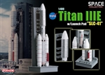 "1/400 Titan IIIE w/Launch Pad ""SLC-41"" (Space)"
