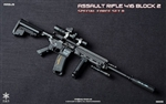Assault Rifle 416 Block 2 - Easy and Simple 1/6 Scale - Version B
