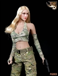 Tactical Female Shooter - Fire Girl 1/6 Scale