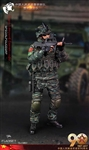 90th Anniversary of the Chinese People's Liberation Army - Pilot - Flagset  1/6 Scale Figure