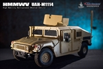 HMMWV - Go Truck 1/6 Scale Metal Vehicle