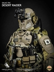 GALAC-TAC Inspired Desert Raider - Green Wolf Gear - 1/6 Scale Figure