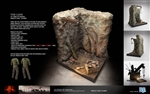 The Cave Diorama Scene - HNS 1/6 Scale Environment