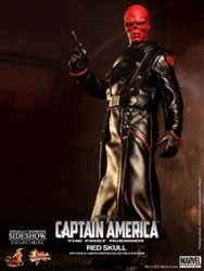 Red Skull One Sixth Figure - from Captain America