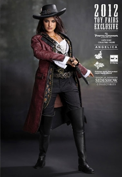 Hot Toys Angelica Pirates of the Caribbean