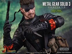 Naked Snake - Metal Gear Solid 3: Snake Eater