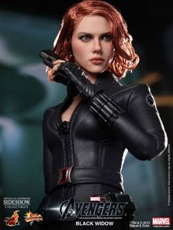 Black Widow: The Avengers Sixth Scale Figure