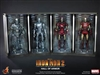 Hot Toys Iron Man Hall of Armor Seven Pack