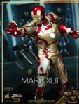 Iron Man Mark XLII - Power Pose Series - Sixth Scale Figure
