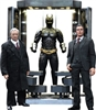 Hot Toys Batman Armory with Bruce Wayne and Alfred- 902171