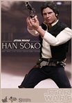 Hot Toys 1/6 scale collectible Han Solo
