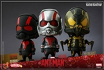 Ant Man Cosbaby Set of 3 - Hot Toys Vinyl Collectible