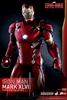 Iron Man Mark XLVI - Hot Toys Power Pose Sixth Scale Figure 902622