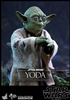 Yoda - Star Wars - Hot Toys Movie Masterpieces Series 1/6 Scale Figure -  902738