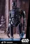 K-2S0 - Rogue One: A Star Wars Story - Hot Toys Movie Masterpieces Series 1/6 Scale Figure - 902925