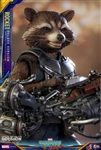 Rocket Deluxe Version - Guardians of the Galaxy Volume 2 - Hot Toys 1/6 Scale Figure 902964