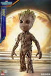 Groot - Guardians of the Galaxy V.2 - Hot Toys Lifesize Masterpiece Scale Figure - 903025