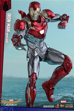 Iron Man Mark XLVII - Spider-Man: Homecoming - Movie Masterpieces Series - Hot Toys 1/6 Scale Figure - 903079