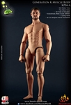 Generation K Male Muscular Body - Version A - Kaustic Plastik