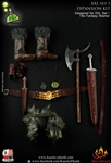 Fantasy Warrior Expansion Kit - 1/6 Scale Accessory Set | Kaustic Plastik