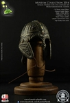 Roman Deurne Type 4th Century AD Helm - Bronzed Version - Kaustic Plastik Museum Collection 2014