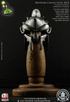 Gladiator Helm - Unknown Version - Kaustic Plastik Museum Collection 2014