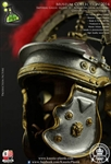 Centurion Roman Imperial Gallic Model H Helm - Tinned Version - Kaustic Plastik Museum Collection 2014