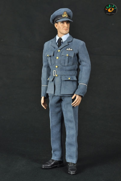 King S Toys Wwii Raf Fighter Pilot 1 6 8003